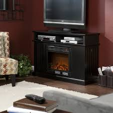 Tv Stand Fireplace Heater by Inspirations Electric Fireplace Tv Stand Lowes For Inspiring