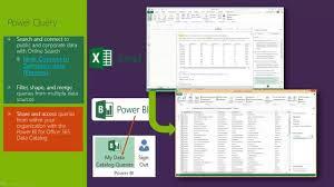 Business Intelligence Specialist Microsoft Excel Enhanced Self Service Business Intelligence For