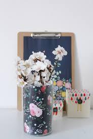 idee deco pour grand vase en verre vase et pots pour sa déco avec ses 10 ptits doigts blog diy