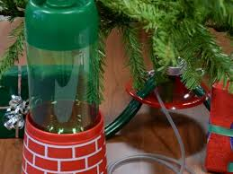 tree automatic waterer keeps tree fresh made in usa