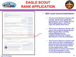 eagle scout information requirements ppt download