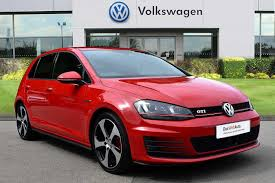 volkswagen golf gti 2015 4 door used 2015 volkswagen golf 2 0 tsi 220ps bmt gti 5 door