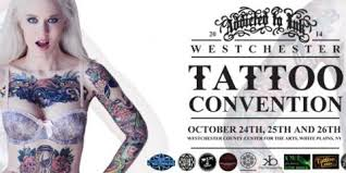 2nd annual addicted to ink westchester tattoo convention