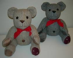 remembrance teddy bears memory bears personalized teddy bears quality keepsakes
