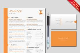 Resume Examples Cover Letter by Resume U0026 Cover Letter Template Resume Templates Creative Market