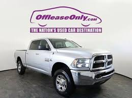 2017 used ram 2500 4wd crew cab 1 owner cummins turbo diesel ram 2500 cummins in florida for sale used cars on buysellsearch