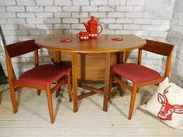 G Plan Dining Room Furniture by Gorgeous Vintage G Plan Gateleg Drop Leaf Oval Table With 4 Teak
