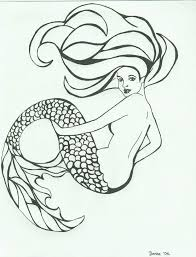 vintage mermaid cliparts free download clip art free clip art