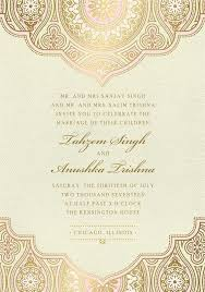 indian wedding cards design modern indian wedding invitations zoolook me