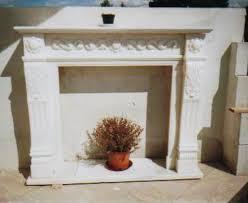 cornice camino camino con cornice di marmo bianco carrara aniene88