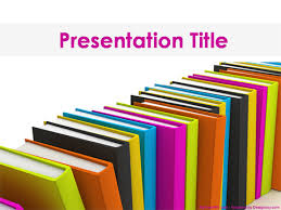 templates for bookshop free book shop powerpoint template download free powerpoint ppt