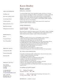 Teller Resume Resume Example