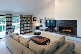 San Rafael Mid Century Modern Living Room San Francisco By - Modern living room furniture san francisco