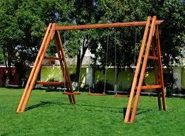 rory u0027s giant playground swing set forever redwood