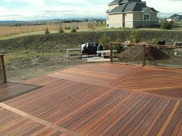 deck wood choices deck design and ideas