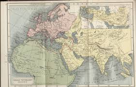 Map North Africa by Maps Map Of Europe And North Africa
