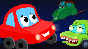 little red car rhymes it u0027s halloween night scary song little