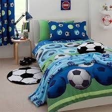 Best Football Themed Bedrooms Images On Pinterest Bedroom - Football bedroom ideas