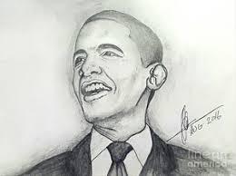 barack obama drawings fine art america