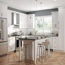 ready to assemble cabinets home depot hton bay shaker ready to assemble 33 in w x 34 5 in h x