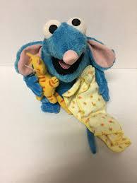 disney bear in the big blue house tutter the mouse plush jim