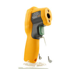 fluke 62 max plus handheld infrared thermometer tequipment net