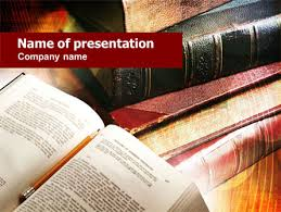 book reading powerpoint template backgrounds 00952