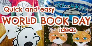 quick easy costume ideas for world book day
