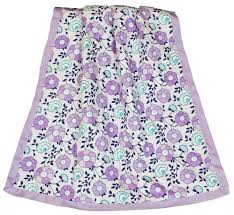 Purple And Aqua Crib Bedding The Peanut Shell Bedding Sets Purple Crib Bedding Zoe 8 In 1