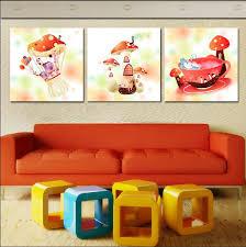 Popular Mushroom Painting OilBuy Cheap Mushroom Painting Oil Lots - Painting for kids rooms