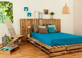 Creative Diy Wood Ls Furniture Pallet Bed Wooden Box Shelf Storage Furniture With