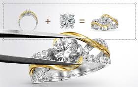 make your own wedding ring jared create your own engagement ring