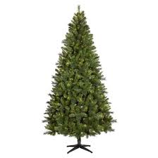 7 5ft prelit artificial tree douglas fir clear lights