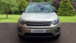 gold range rover 2017 used land rover discovery sport se tech td4 180 beige ye17vdv