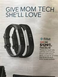 amazon black friday fitbit hr charge fitbit products on sale bestbuy amazon etc alta hr 129 95