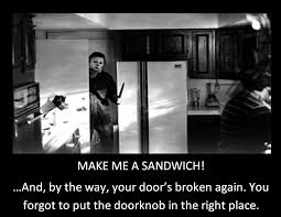 Michael Myers Memes - michael myers wants a sandwich 3 by iheartslashers on deviantart