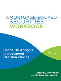 the mortgage backed securities workbook andrew davidson michael