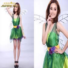 Online Get Cheap Tinkerbell Costumes Women Aliexpress Com