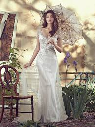 Maggie Sottero Wedding Dresses Maggie Sottero Wedding Dress Amal 6mn278 Front Bridal Vision