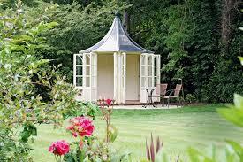 Summer Garden Sheds - octagonal summer house garden room designs ideas u0026 inspiration