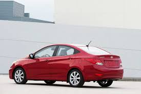 hyundai accent gls specifications 2013 hyundai accent overview cars com