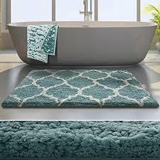 tappeti bagni moderni tappeto da bagno moderno casa pura皰 linea luxury verde