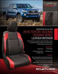Auto Upholstery St Louis Auto Trim Restyling 2016 Toyota Tacoma Designer Series Leather