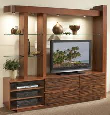 Storage Furniture For Living Room Living Room Wall Units Interior Console Table Black Faux Leather