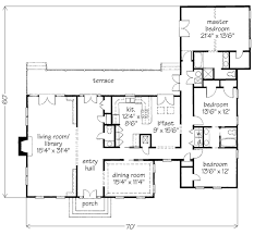 country house floor plan chesapeake country house william h phillips southern living