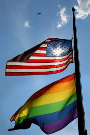 The America Flag Fla County Employee Found Pride Flag U0027unbearable U0027