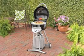 Backyard Grill 2 Burner Gas Grill Reviews by Charbroil Patio Bistro 1 Burner Propane Gas Grill U0026 Reviews Wayfair