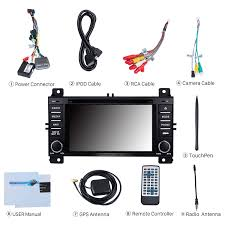 in one 2011 2012 2013 jeep grand cherokee autoradio bluetooth gps