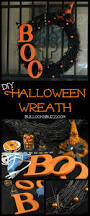 halloween wreath tutorial welcome halloween with diy halloween decor