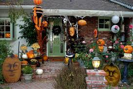 Home Halloween Decorations by Easy Diy Halloween Yard Decorations